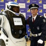 Police Robots to Patrol UK Streets