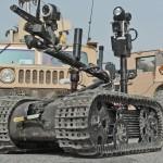 Hacked Battlefield Robots?